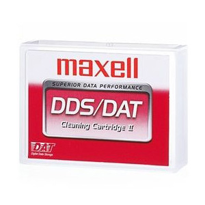 Maxell DAT160 クリーニング