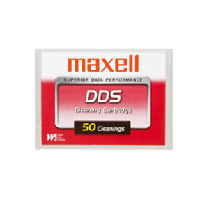 Maxell DDS クリーニング