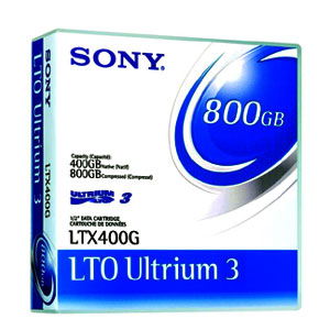 SONY LTO Ultrium3