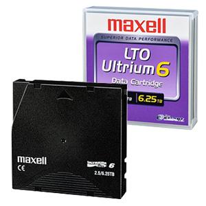 Maxell LTO Ultrium6