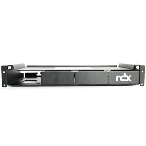 Tandberg RDX 外付ドライブ専用ラックマウントキット QuadPAK 3800