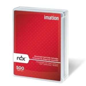 imation RDX 500GB