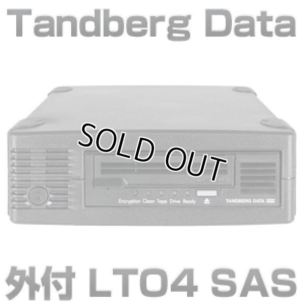 画像1: Tandberg Data LTO4 SAS HHシングルドライブ装置(外付) 3513 (1)