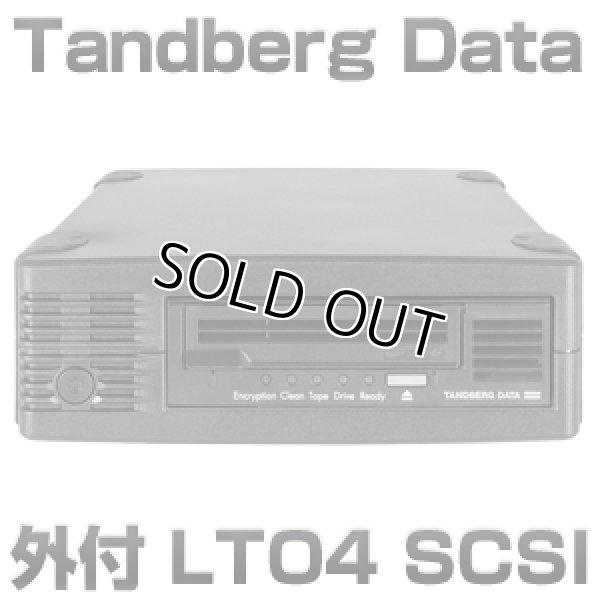 画像1: Tandberg Data LTO4 SCSI HHシングルドライブ装置(外付) 3503 (1)