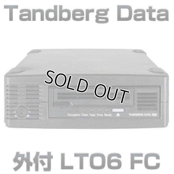 画像1: Tandberg Data LTO6 FC HHシングルドライブ装置(外付) 3537 (1)