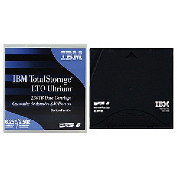 画像1: 【数量割引有】IBM LTO Ultrium6 データカートリッジ 00V7590 (1)