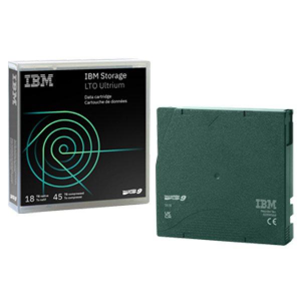 画像1: IBM LTO Ultrium9 データカートリッジ 02XW568 (1)