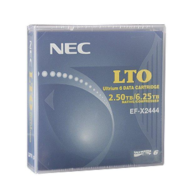 画像1: 【数量割引有】NEC LTOテープ LTO Ultrium6 EF-X2444 (1)