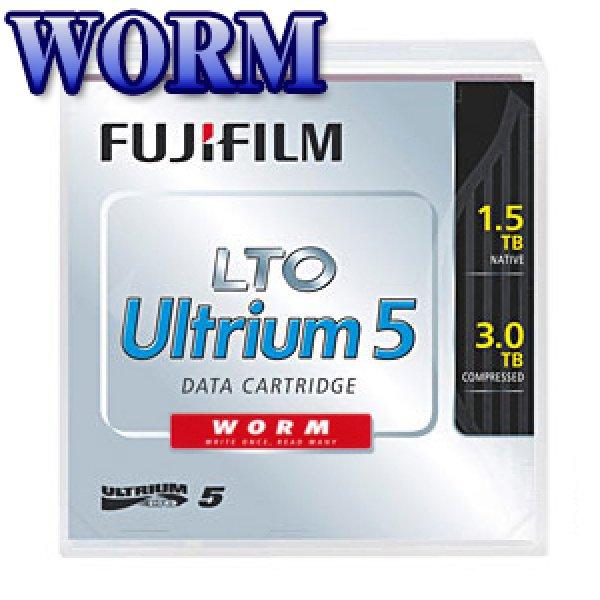 画像1: 富士フイルム LTO Ultrium5 LTO FB UL-5 WORM 1.5T (1)
