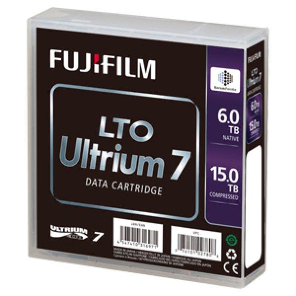 画像1: 【数量割引有】富士フイルム LTO Ultrium7 LTO FB UL-7 6.0T (1)