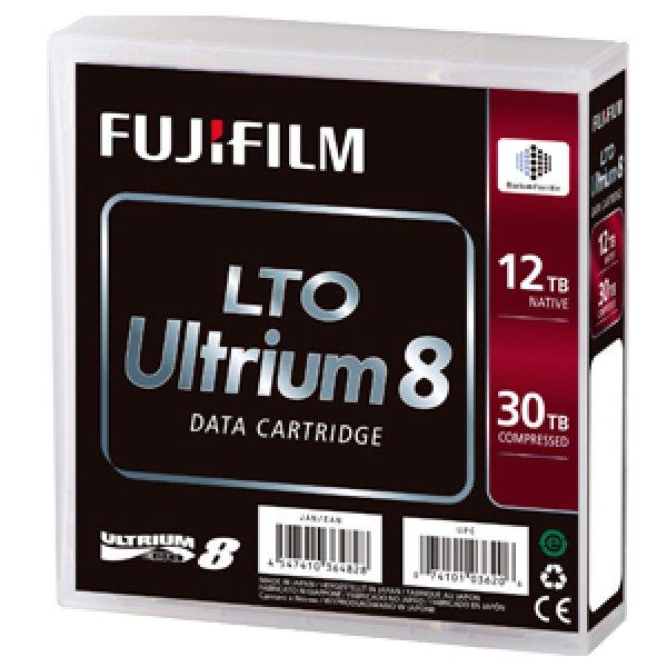 画像1: 【数量割引有】富士フイルム LTO Ultrium8 LTO FB UL-8 12.0T (1)