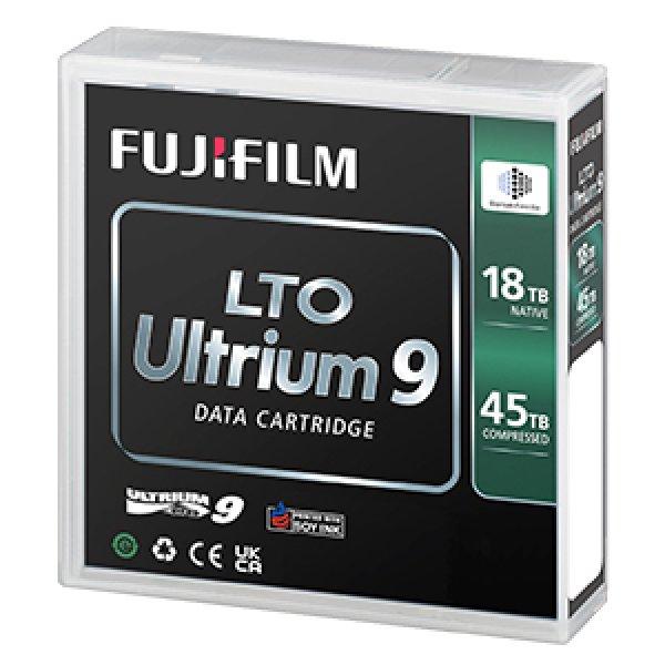 画像1: 富士フイルム LTO Ultrium9 LTO FB UL-9 18.0T (1)