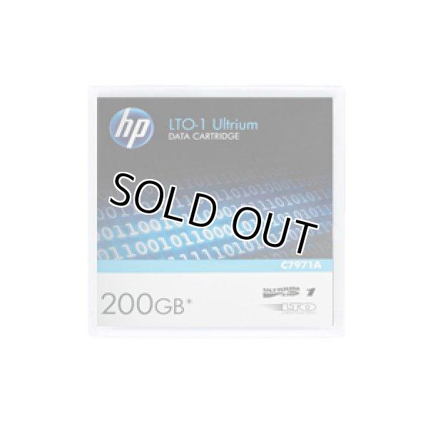 画像1: HP LTO1 Ultrium データカートリッジ C7971A (1)