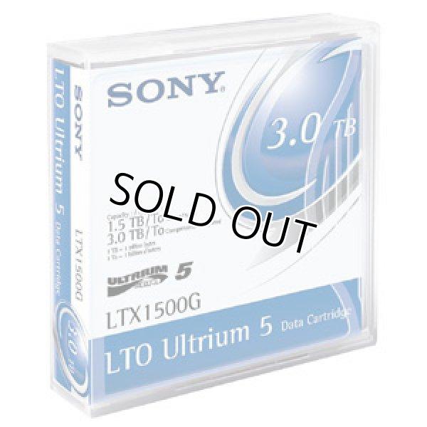 画像1: SONY LTO Ultrium5 データカートリッジ LTX1500GR (1)
