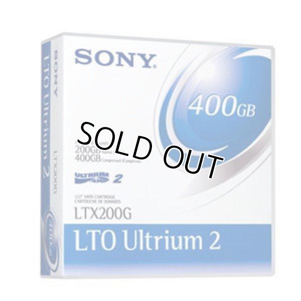 画像1: SONY LTO Ultrium2 データカートリッジ LTX200GR (1)