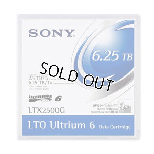 画像1: SONY LTO Ultrium6 データカートリッジ LTX2500GR (1)