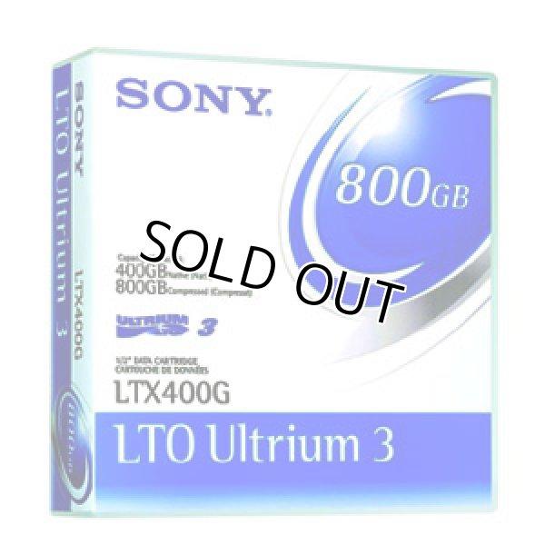 画像1: SONY LTO Ultrium3 データカートリッジ LTX400GR (1)