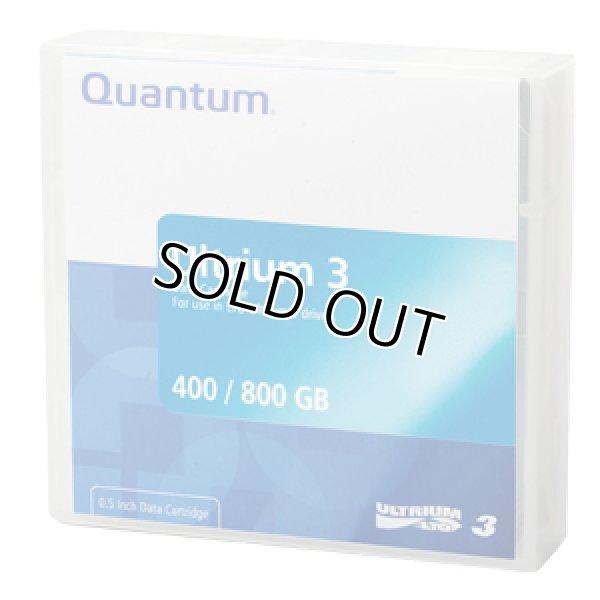 画像1: Quantum LTO Ultrium 3 データカートリッジ MR-L3MQN-01 (1)