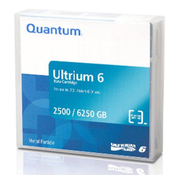 画像1: Quantum LTO Ultrium 6 データカートリッジ MR-L6MQN-03 (1)