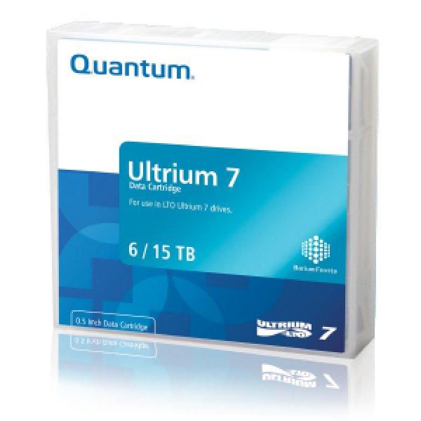画像1: Quantum LTO Ultrium 7 データカートリッジ MR-L7MQN-01 (1)