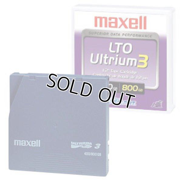 画像1: マクセル LTO Ultrium3 データカートリッジ LTOU3/400 XJ B (1)