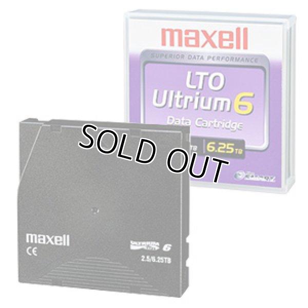 画像1: マクセル LTO Ultrium6 データカートリッジ LTOU6/2500 XJ B (1)