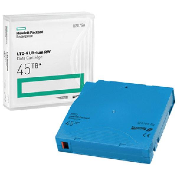 画像1: HPE LTO9 Ultrium RWデータカートリッジ Q2079A (1)