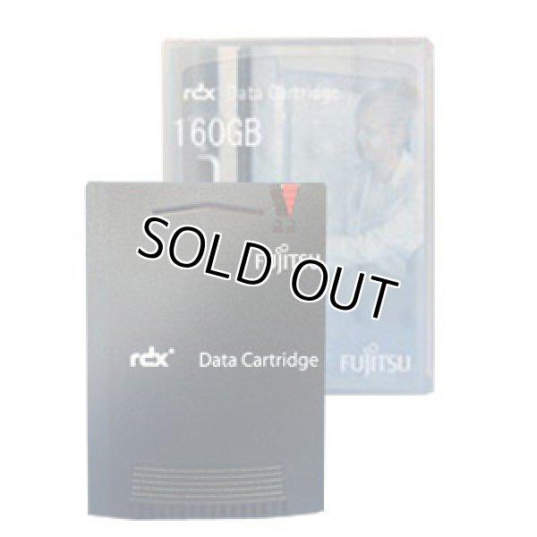 画像1: 富士通 RDX 160GB データカートリッジ 0162141 (1)