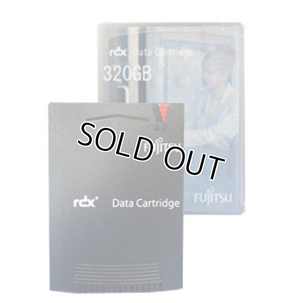 画像1: 富士通 RDX 320GB データカートリッジ PY-RDC32A(一年保証あり) (1)