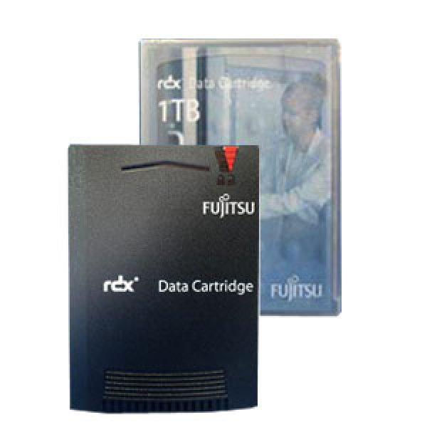 画像1: 富士通 RDX 1TB データカートリッジ PY-RDC1TA(一年保証あり) (1)