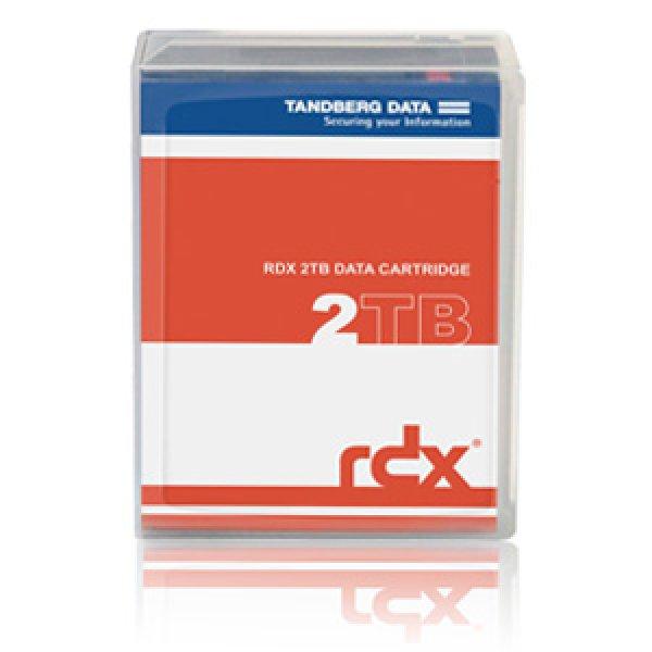 画像1: Tandberg Data RDX QuikStor 2TB カートリッジ 8731 (1)