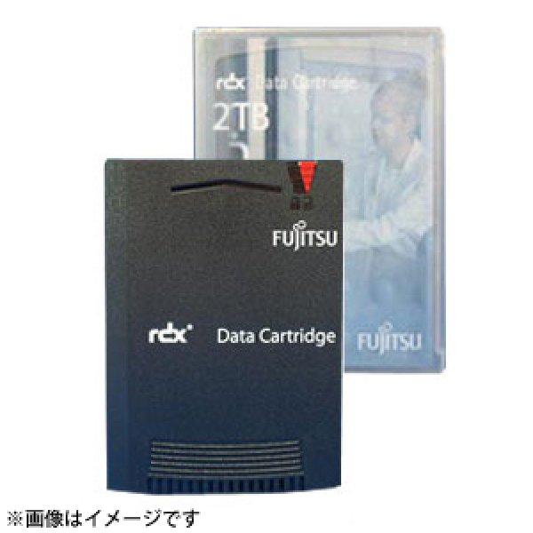 画像1: 富士通 RDX 2TB データカートリッジ PY-RDC2TA(一年保証あり) (1)