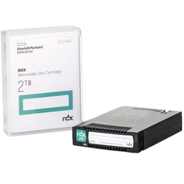 画像1: HPE RDX 2TB データカートリッジ Q2046A (1)