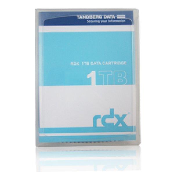 画像1: Tandberg Data RDX QuikStor 1TB カートリッジ 8586 (1)