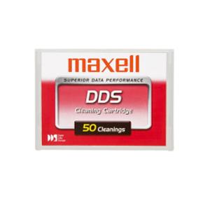 Maxell DDS クリーニング