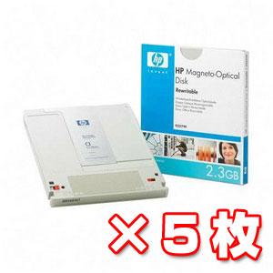 特価 92279F|HP 5.25型 MO 2.3G...
