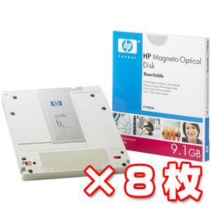 特価 C7983A|HP 5.25型 MO 9.1G...